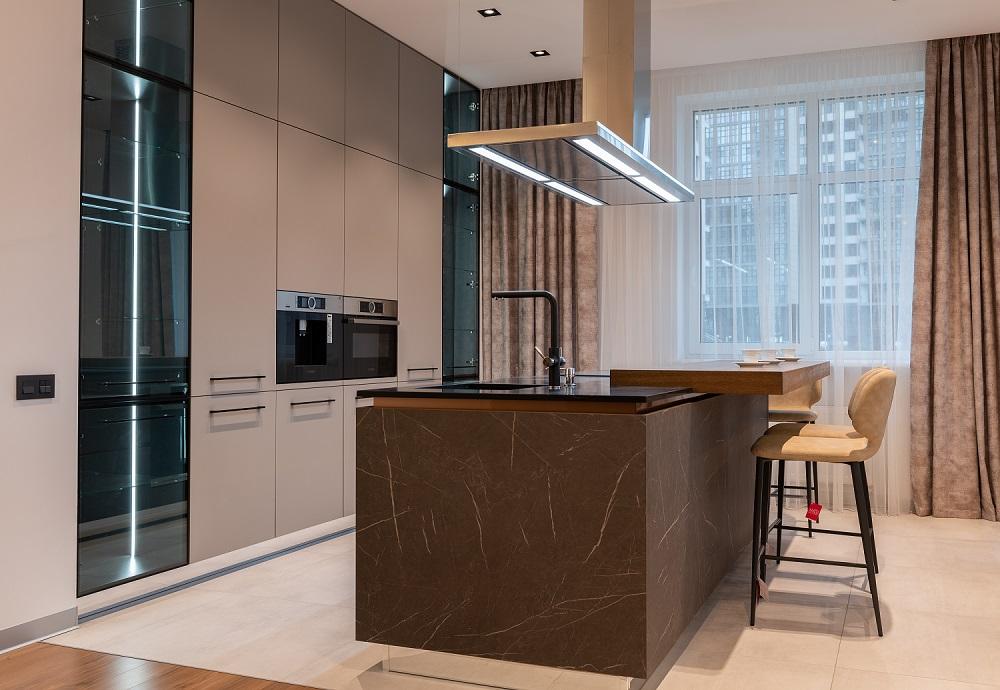 Custom Design and Build Kitchen